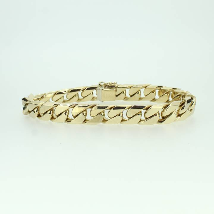 Pre-Owned Gents 9ct Yellow Gold 8.5