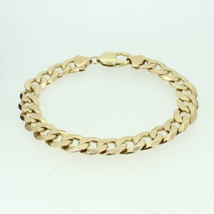 Pre-Owned Gents  9ct Yellow Gold 8.25