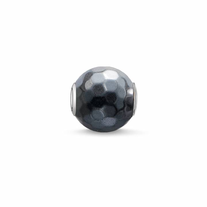 Thomas Sabo Faceted Grey Karma Bead, Was £19.00 2314128