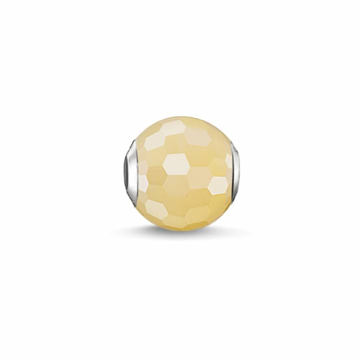 Thomas Sabo Yellow Adventurine Karma Bead, Was £19.00