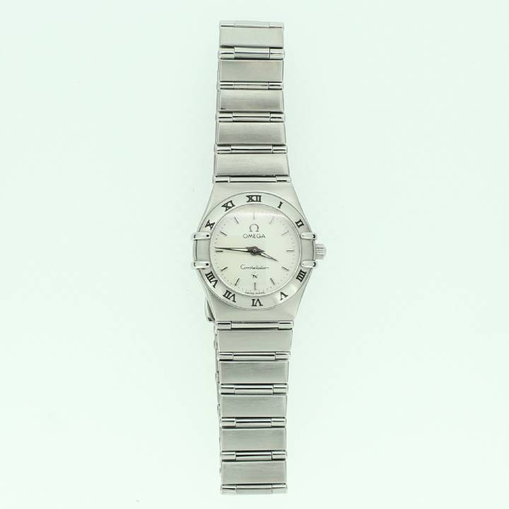 Pre-Owned Ladies Omega Constellation Watch, Original Papers 1703475