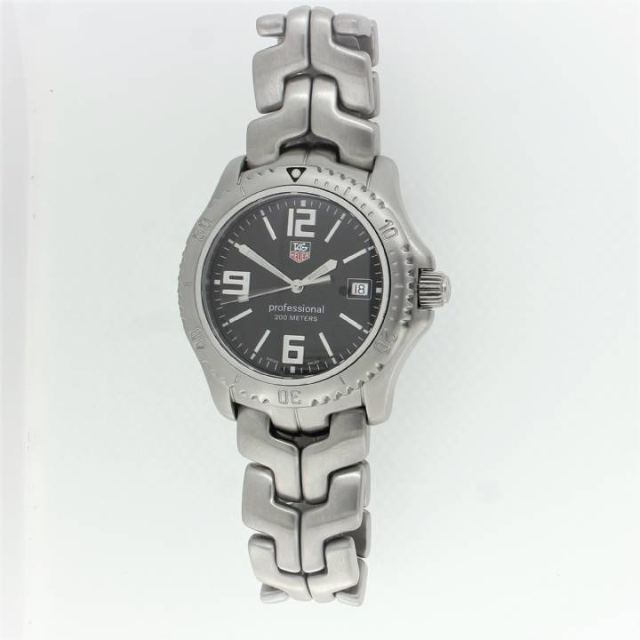 Pre-Owned Gents Tag Heuer Link Watch, Original Papers 1705562