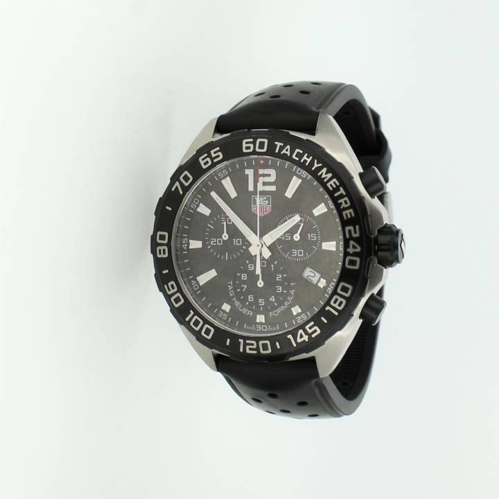 Pre-Owned Gents Tag Heuer Formula 1 Watch, Original Papers