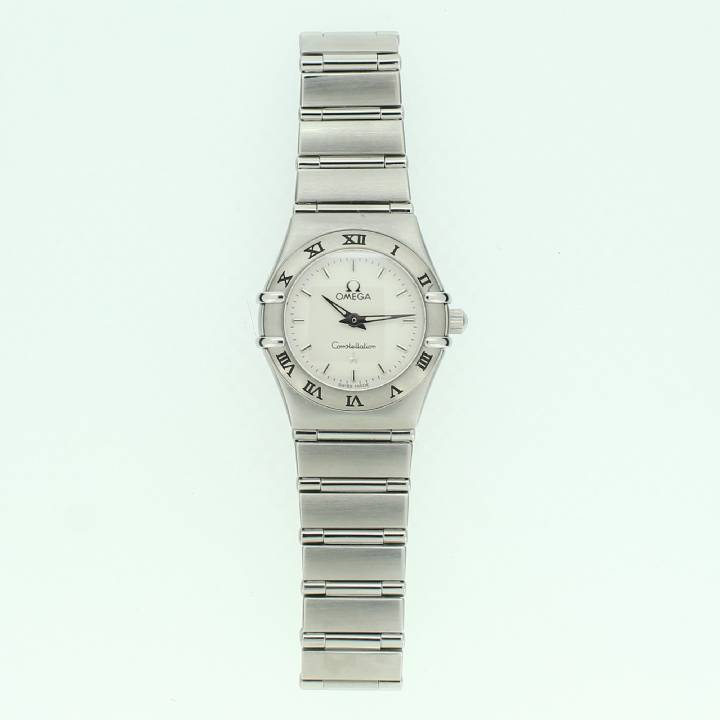 Pre-Owned Ladies Omega Constellation Watch, Original Papers 1703484