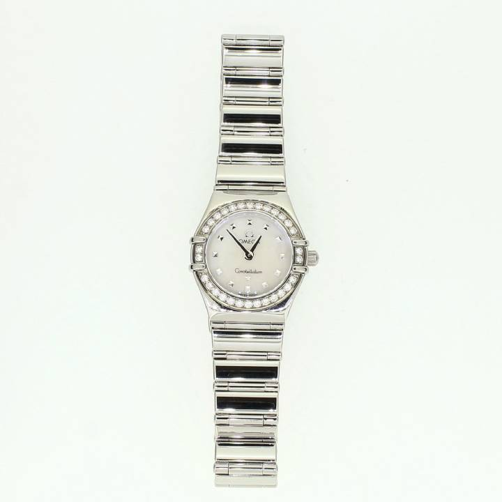 Pre-Owned Ladies Omega Constellation Watch Original Papers