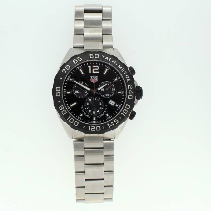 Pre-Owned Tag Heuer Formula 1 Watch, Original Papers