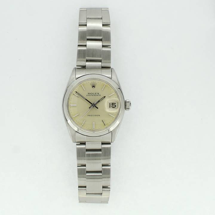 Pre-Owned Vintage Rolex Precision Oysterdate Watch