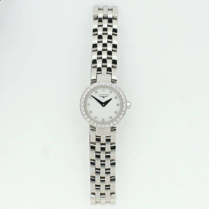 Pre-Owned Ladies Longines Dolce Vita Watch, Original Papers