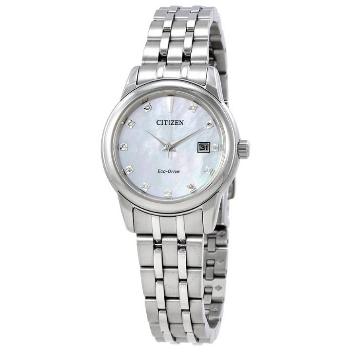 Citizen Ladies Diamond Collection Watch, Was £229.00 0103308