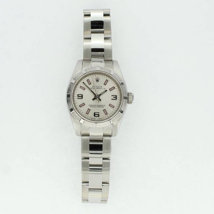 Pre-Owned Ladies Rolex Oyster Perpetual Watch