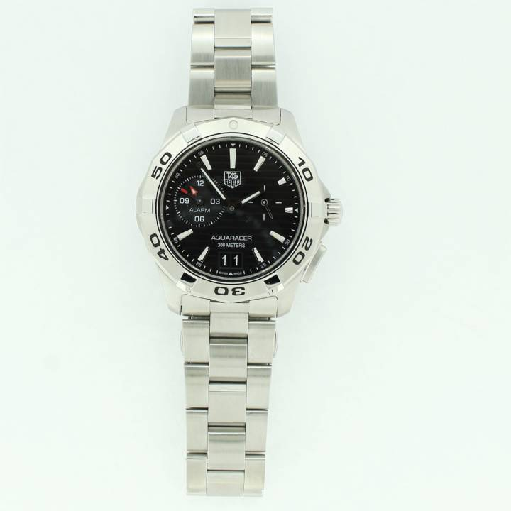 Pre-Owned Gents Tag Heuer Aquaracer Watch, Original Papers 1705604