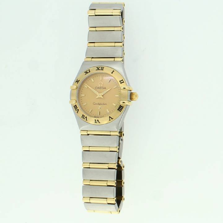 Pre-Owned Ladies Omega Mini  Constellation 'My Choice'  Watch