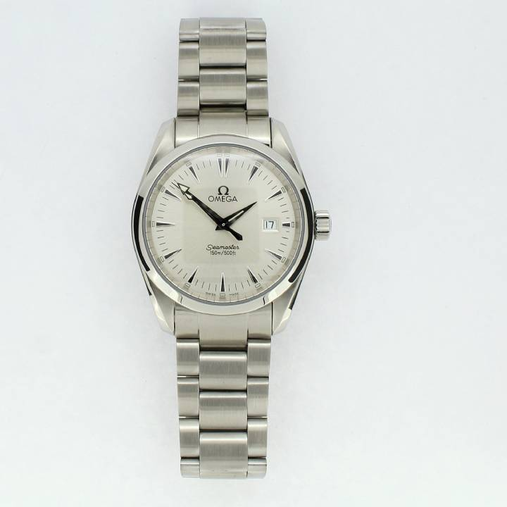 Pre-Owned Omega Seamaster Aquaterra Watch