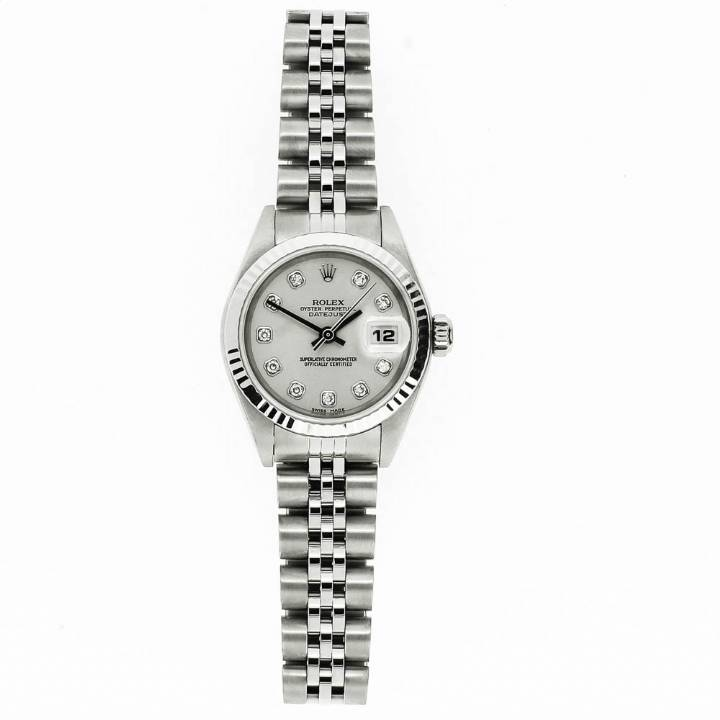 Pre-Owned Ladies Rolex Datejust Watch, Diamond Dial 1701212