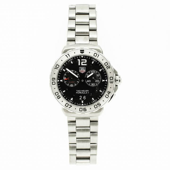 Pre-Owned Gents Tag Heuer Formula 1 Watch & Original Papers