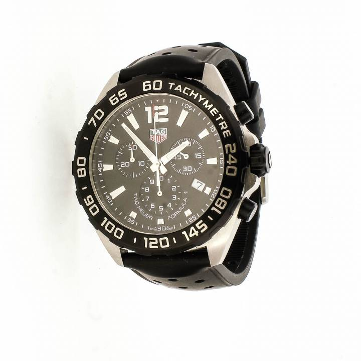 Pre-Owned Gents Tag Heuer Formula 1 Watch & Original Papers 1705632