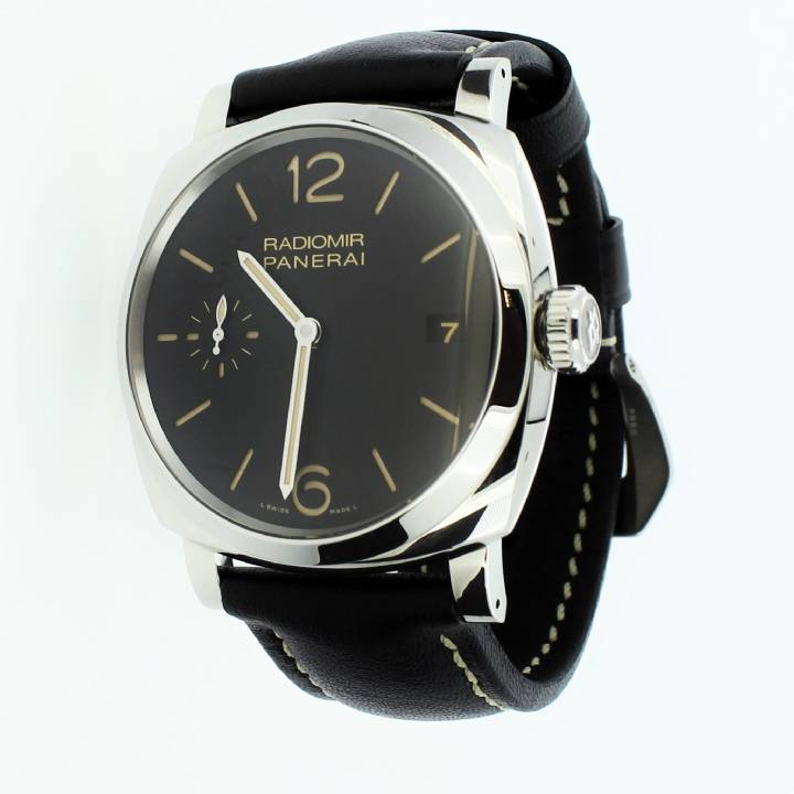 Pre-Owned Panerai Radiomir 1940 3 Days Watch, Original Papers