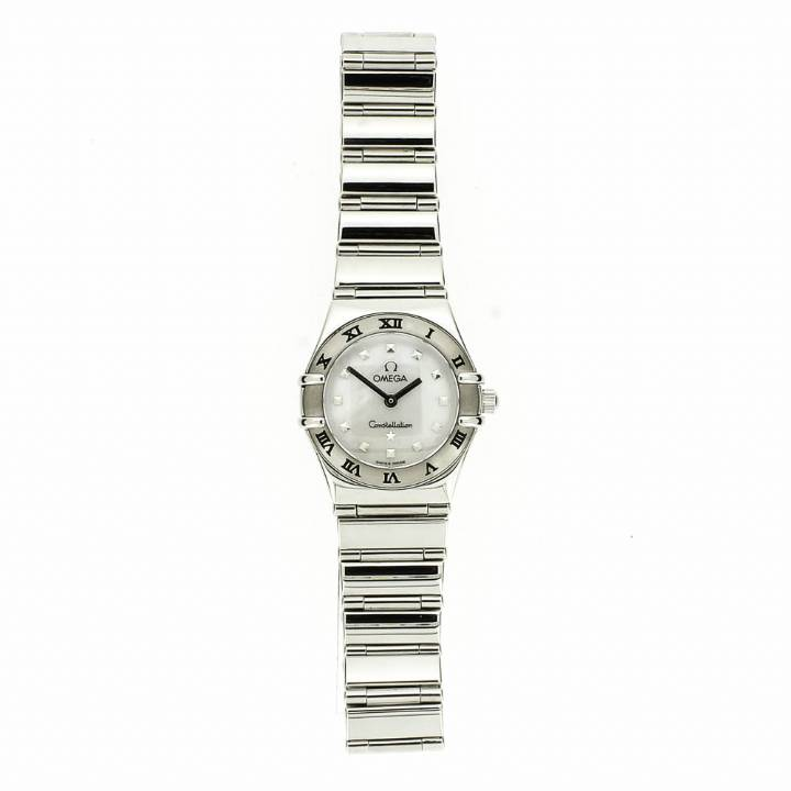 Pre-Owned Ladies Omega Constellation Mini 'My Choice' Watch 1703519