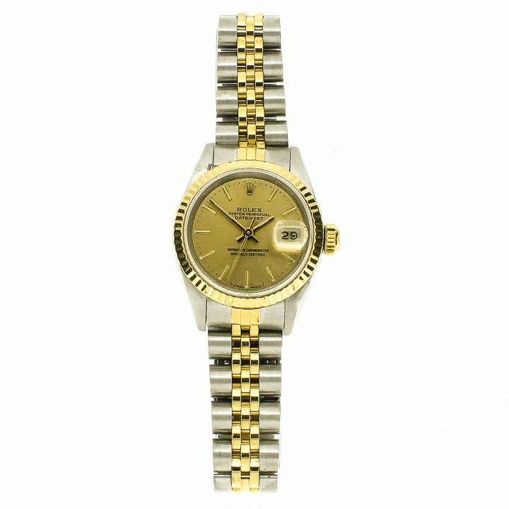 Pre-Owned Ladies Rolex DateJust Watch & Original Papers 1701248