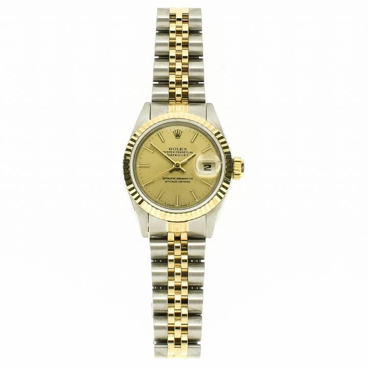 Pre-Owned Ladies Rolex DateJust Watch & Original Papers